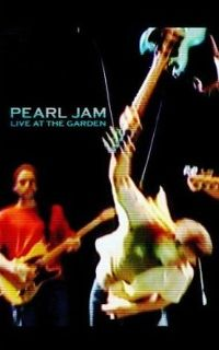 Cover Pearl Jam - Live At The Garden [DVD]